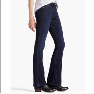Lucky Brand Sophia boot stretch jeans bootcut 6/28